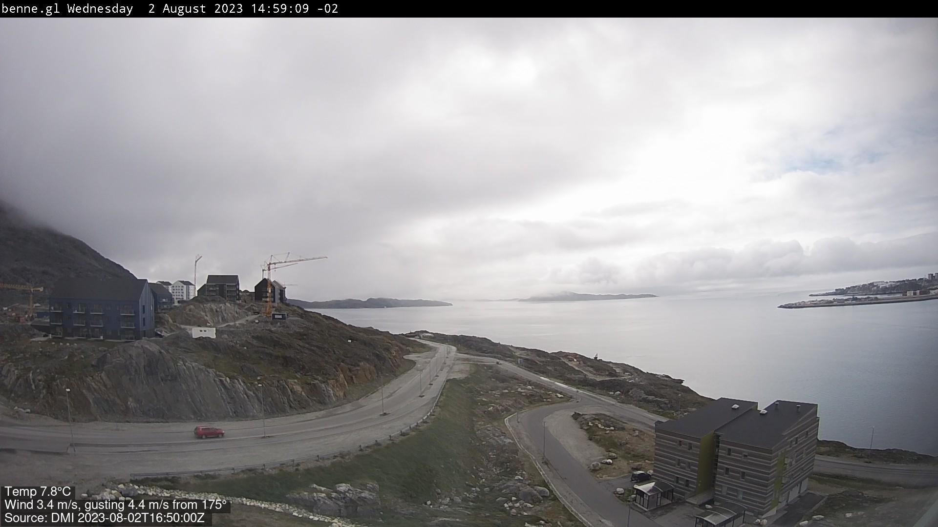 Web Cam Groenlandia